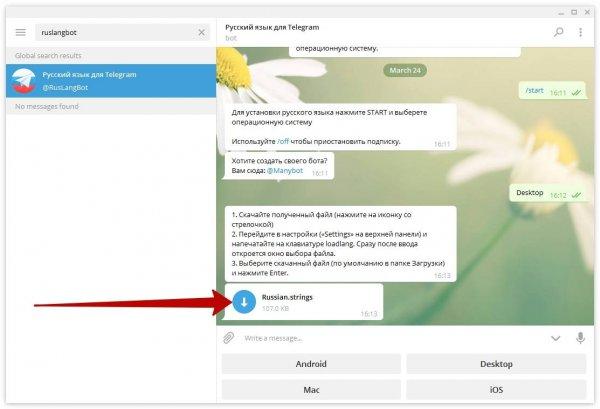 Как сделать перевод инструкции на русский